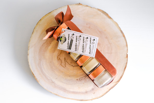 Darilni paket čokoladni namaz z oreščki
